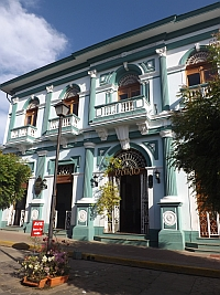 Entrance Calle Calzada Granada