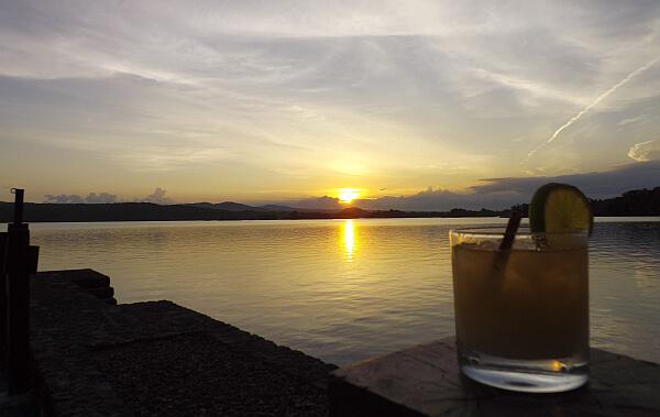Jicaro Lodge sunset Granada