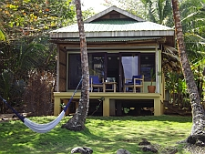 Yemaya bungalow Little Corn Island