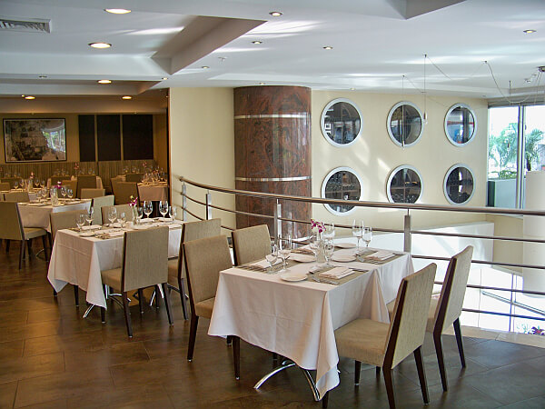 Finisterre Suites and Spa Hotel Restaurant