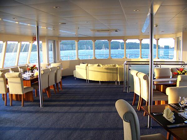 Panama discovery ship