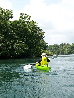 chagres river kayak