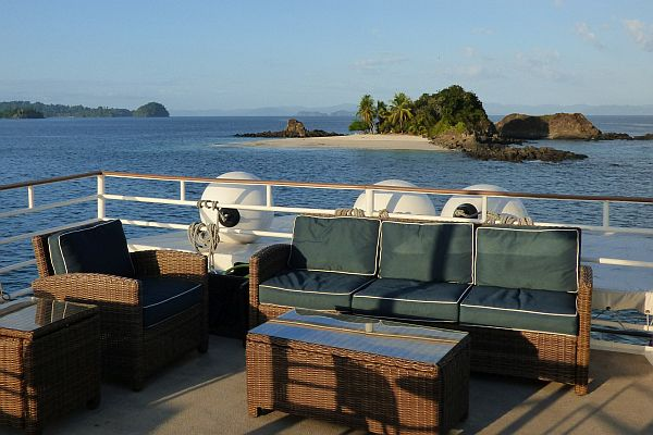 luxury Uncruise tour in costa rica and panama