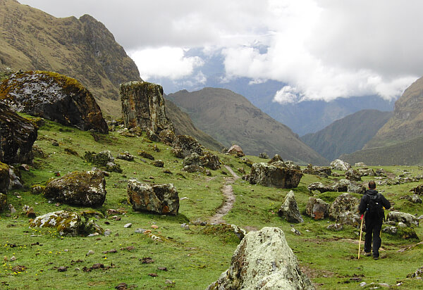 Salkantay Peru luxury trek