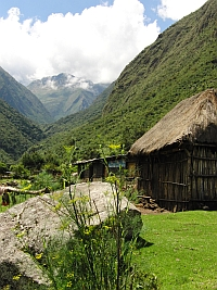 Andes villages trek