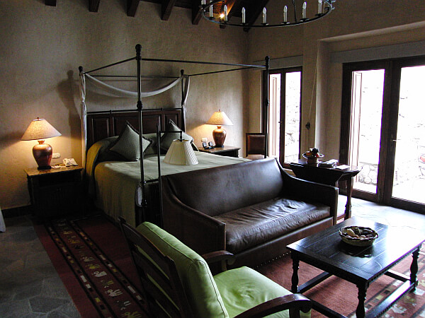 Belmond Colca Canyon room