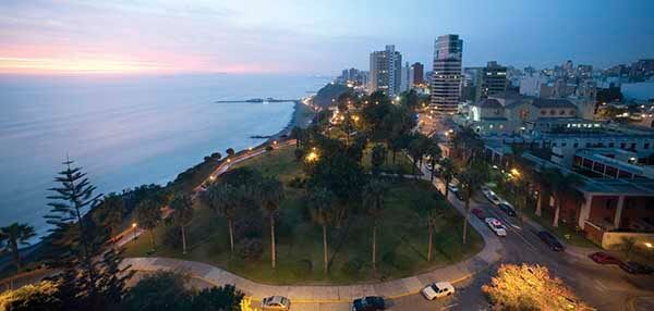 Belmond Miraflores Park Hotel Lima Peru