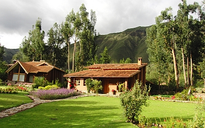 Urubamba Villas Luxury