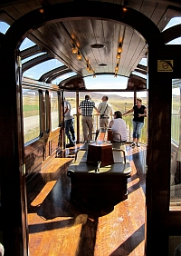 Andean Express train tour