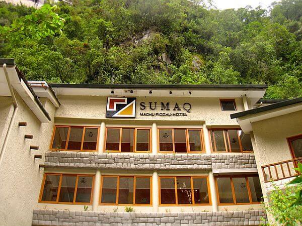Hotel Sumaq Machu Picchu