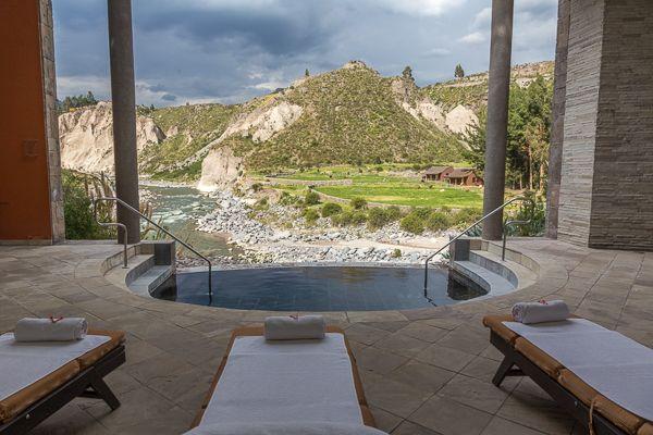 Colca Lodge in Peru