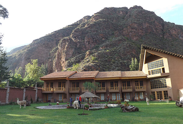 Lamay Lodge in Peru