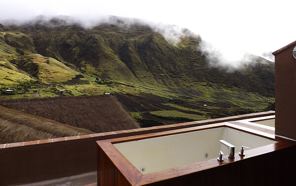 Luxury lodges in Peru