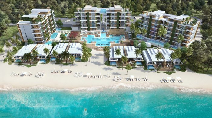 Ambergris Caye condo development