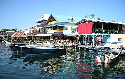 Panama Bocas Waterfront