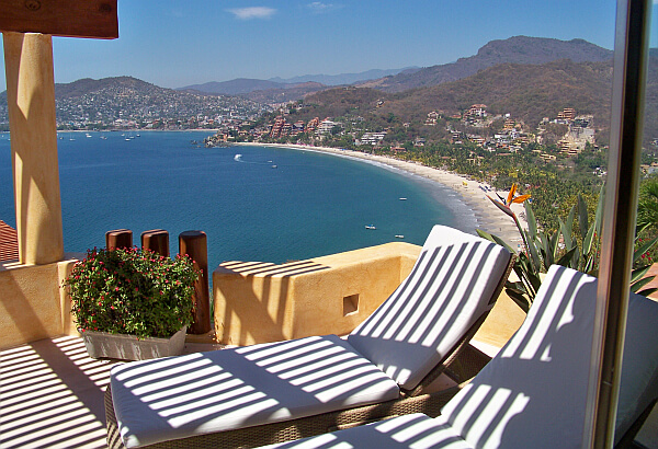 Luxury Homes with a View in Zihuatanejo, Mexico