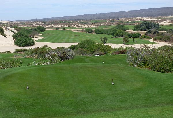 Golf in Los cabos mexico